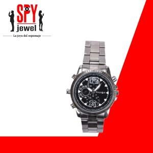 Reloj con camara espia